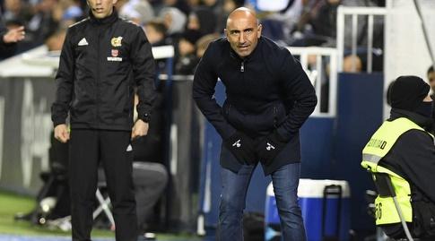 אבלרדו במהלך המשחק (La Liga)
