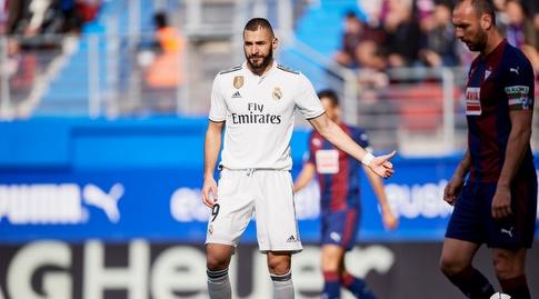 קארים בנזמה  (La Liga)