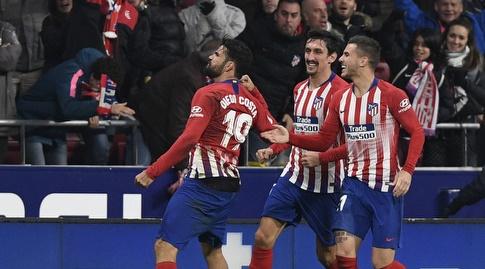 דייגו קוסטה בטירוף (La Liga)
