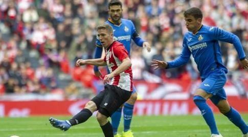 איקר מוניאין עם הכדור (La Liga)