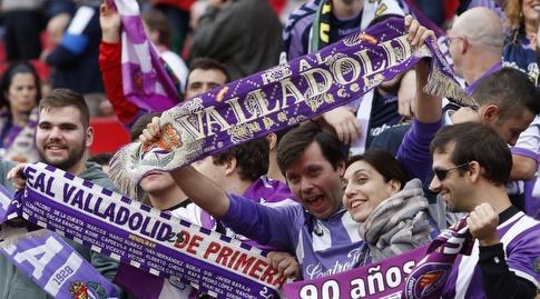 אוהדי ויאדוליד (La Liga)