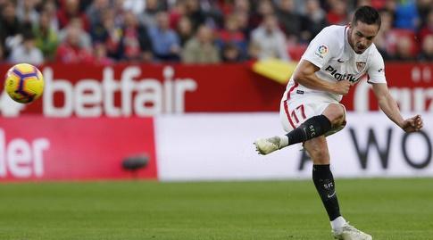 פבלו סראביה בועט (La Liga)