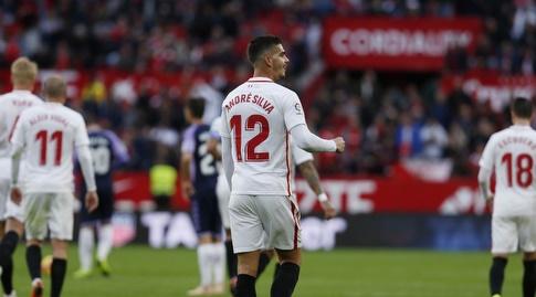 אנדרה סילבה חוגג (La Liga)