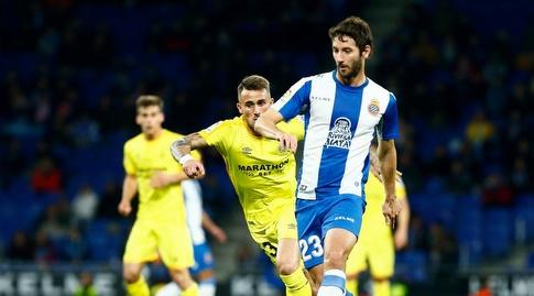 אסטבן גרנארו עם הכדור (La Liga)