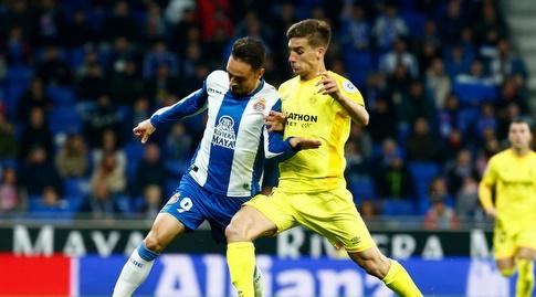 סרחיו גארסיה עם הכדור (La Liga)