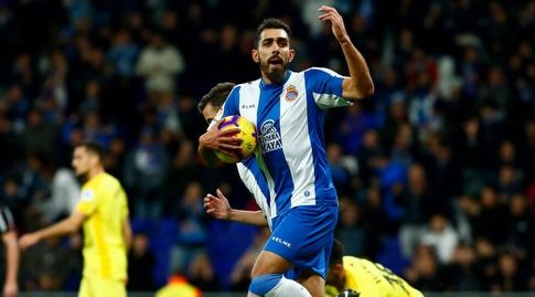 בורחה איגלאסיאס חוגג (La Liga)