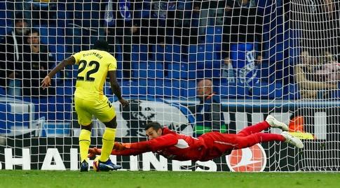 סיידו דומביה כובש (La Liga)