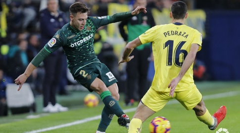 פרנסיס גררו מול אלפונסו פדרסה (La Liga)