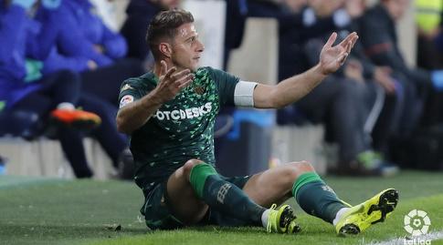 חואקין על הדשא (La Liga)