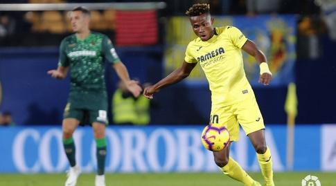 סמואל צ'ימרנקה (La Liga)