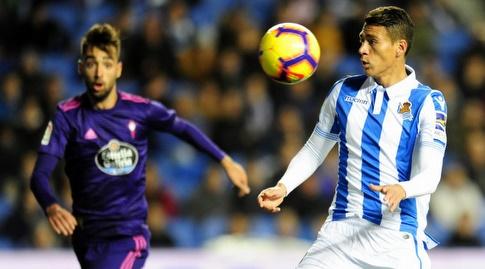 הקטור מורנו עם הכדור (La Liga)