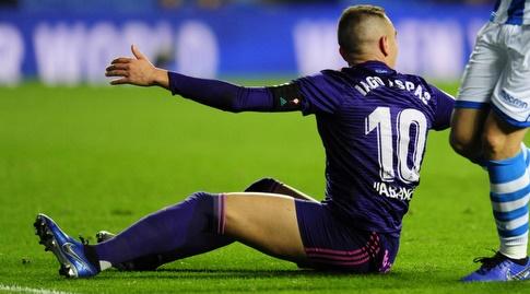 יאגו אספאס על הדשא (La Liga)
