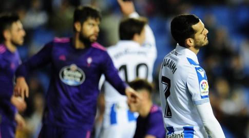 חואנמי מאוכזב (La Liga)