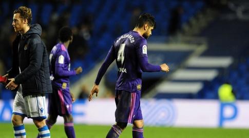 נסטור אראוז'ו מאוכזב. משחק רע של הגנת סלטה ויגו (La Liga)
