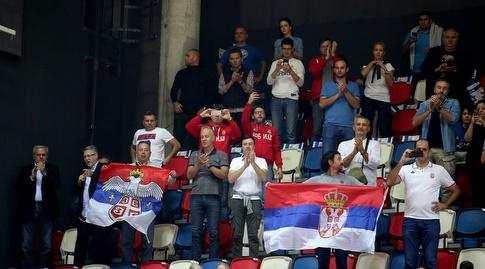 אוהדי נבחרת סרביה (שחר גרוס)