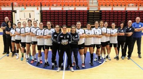 נבחרת הנשים בכדוריד (הדר ואן קולא) (מערכת ONE)