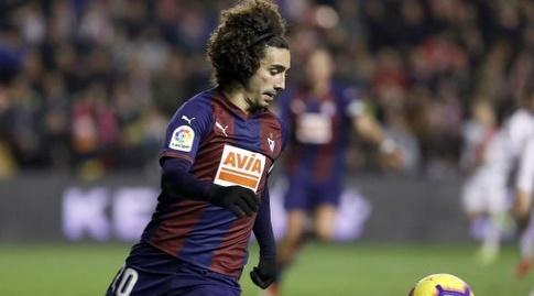 מארק קוקורייה עם הכדור (La Liga)