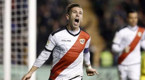 אמברבה חוגג את השער (La Liga)