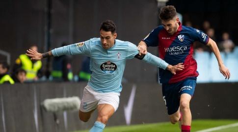 הוגו מאיו עם הכדור (La Liga)