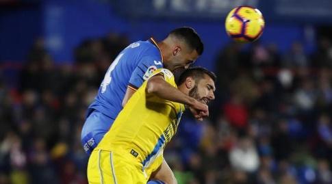 בורחה איגלסיאס נאבק עם רונו (La Liga)