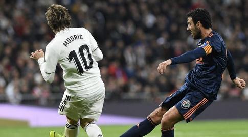 דני פארחו מול לוקה מודריץ' (La Liga)