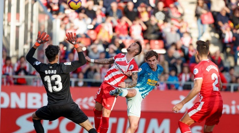 אנטואן גריזמן נשמר על ידי אלייש גארסיה (La Liga)