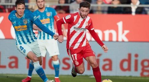 פטריק רוברטס עם הכדור (La Liga)