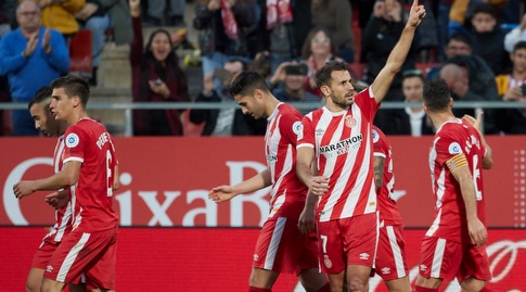 כריסטיאן סטואני חוגג (La Liga)