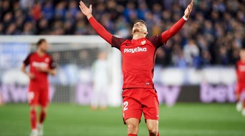 אנדרה סילבה. מודה לאלוהים בזמן שבסביליה מודה לו (La Liga)