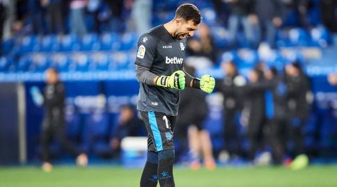 פרננדו פאצ'קו חוגג (La Liga)