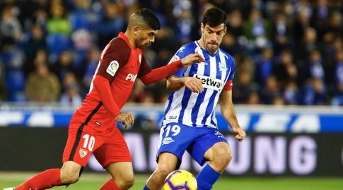 אבר באנגה ומאנו גארסיה (La Liga)