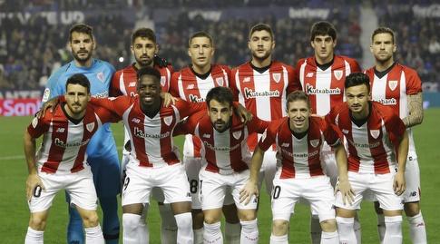 שחקני אתלטיק בילבאו בפתיחה (La Liga)