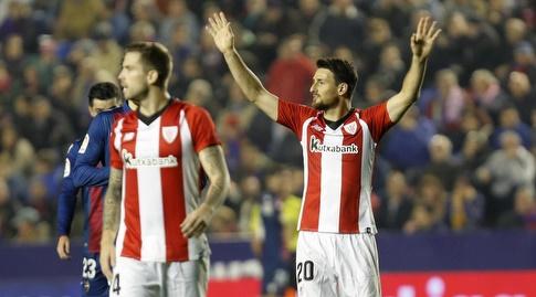 אריץ אדוריס מאוכזב (La Liga)