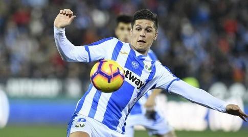 גידו קאריז'ו עם הכדור (La Liga)