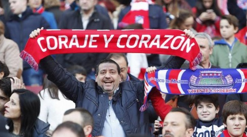 אוהדי אתלטיקו מדריד (La Liga)