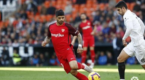 גונסאלו גדש נשמר על ידי אבר באנגה (La Liga)