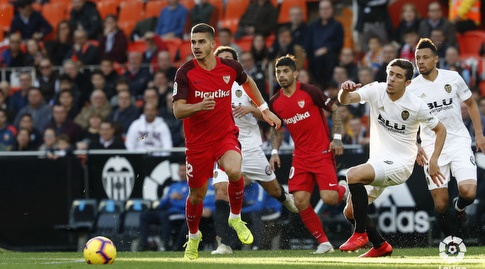אנדרה סילבה בורח עם הכדור (La Liga)