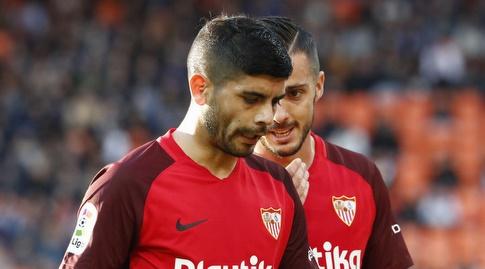 אבר באנגה מאוכזב (La Liga)