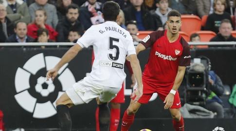 גבריאל פאוליסטה מוכן בהגנה (La Liga)
