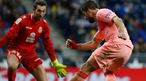לואיס סוארס כובש (La Liga)