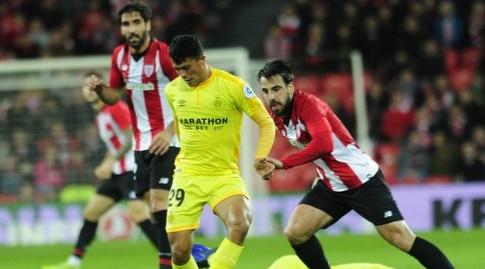 פדרו פורו מול בנייאט אצ'בריה (La Liga)