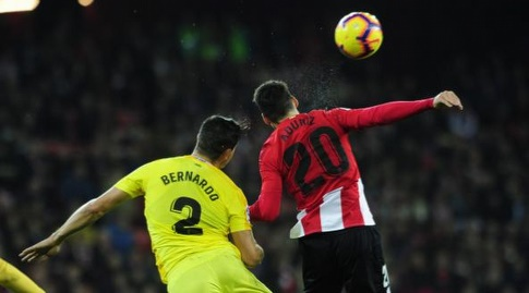 אדוריס מול ברנרדו אספינוסה (La Liga)