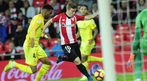 איקר מוניאין סוחט את הפנדל (La Liga)