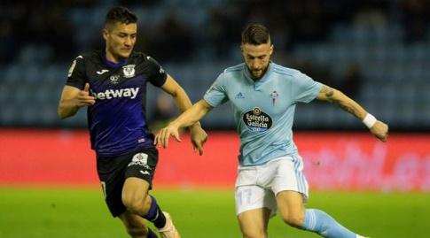 דויד ז'ונקה עם הכדור (La Liga)
