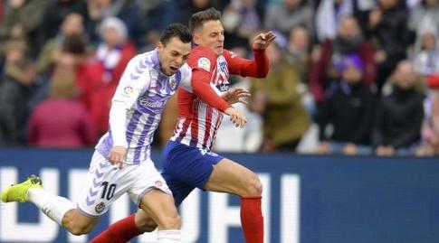 סנטיאגו אריאס מול אוסקר פלאנו (La Liga)