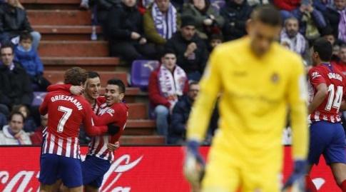 קאליניץ' חוגג עם גריזמן וקוראה (La Liga)