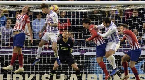 קאלרו כובש את השער המצמק (La Liga)