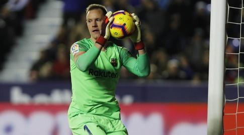 מארק-אנדרה טר שטגן. המצטיין (La Liga)
