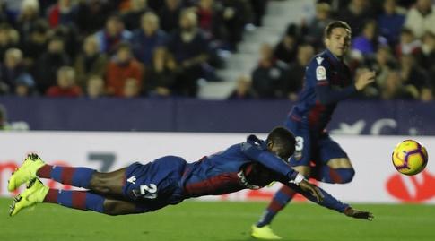 עמנואל בואטנג מתעופף (La Liga)