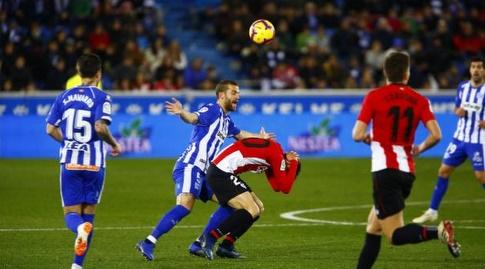 משחק אגרסיבי במנדיסורוסה (La Liga)